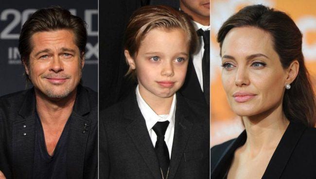 Fiica Angelinei Jolie si a lui Brad Pitt ameninta cu dezvaluiri despre mariajul parintilor sai