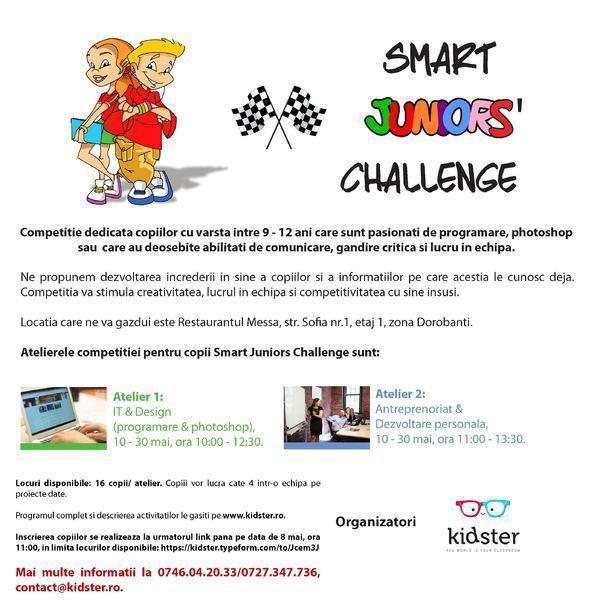 Smart Juniors Challenge
