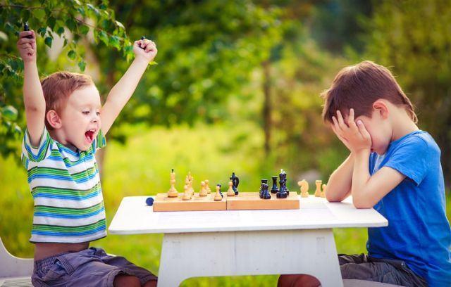 Spiritul de competitie la copii - este sau nu constructiv?