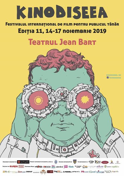 Festivalul International de film KINOdiseea revine la Tulcea cu cele mai premiate filme ale anului