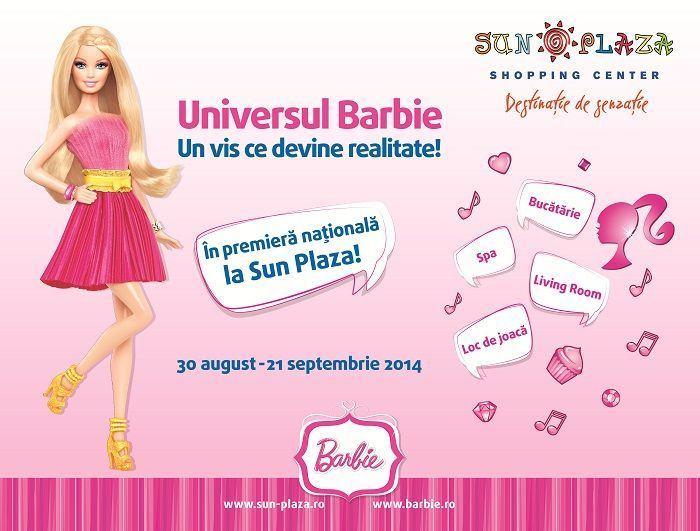 Universul Barbie, un vis ce devine realitate