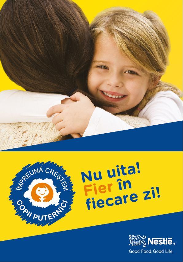 Anemia feripriva si obiceiurile alimentare ale scolarilor din Romania lui 2016