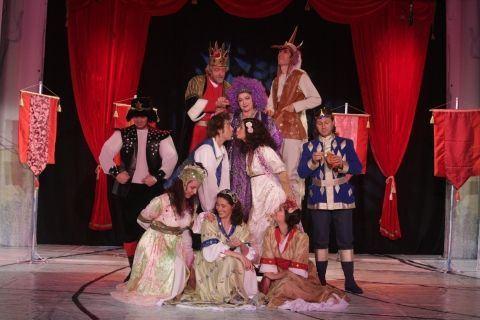 Program Spectacole Teatrul Excelsior, 12 – 16 decembrie 2012