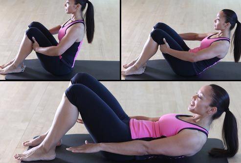 5 exercitii Pilates care dau rezultate