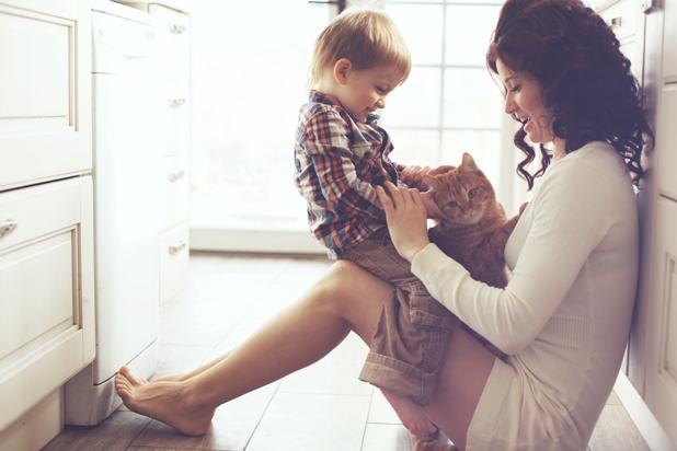 21 de idei de activitati mama-fiu