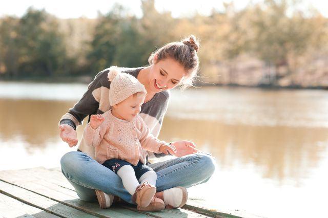21 de idei de activitati mama-toddler