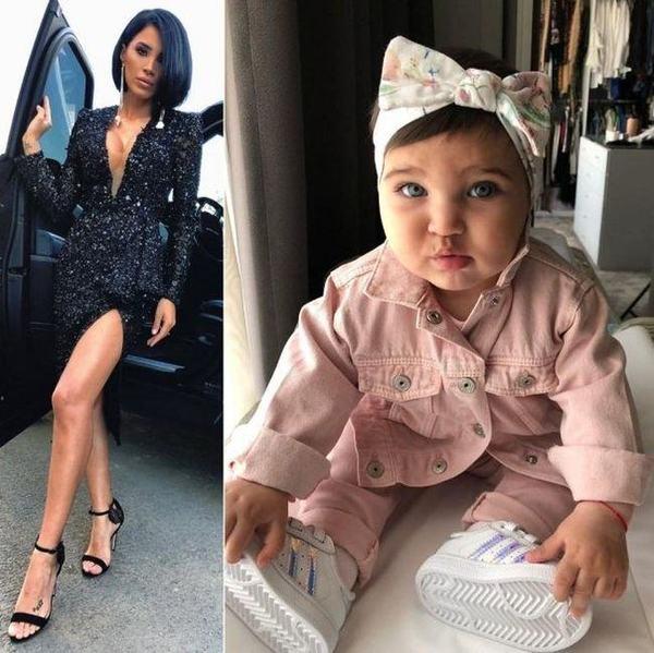 Fetita Adelinei Pestritu se plimba in carucior de peste 100 de milioane de lei. Cum arata