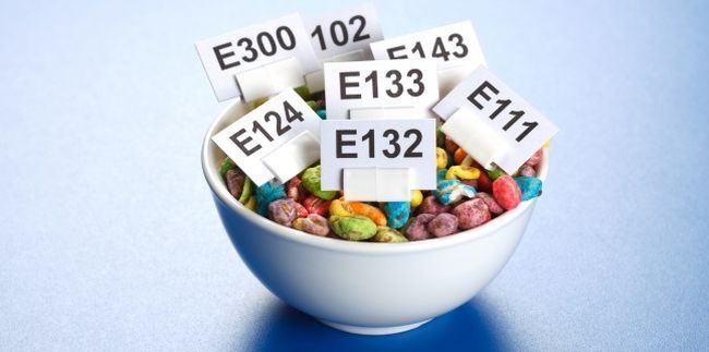 Ce legatura este intre crizele de nervi ale copiilor si alimentele consumate