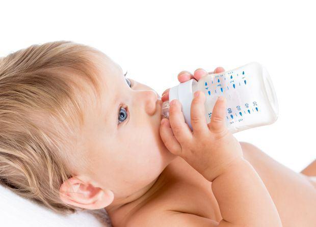 Copilul meu ar putea avea alergie la proteina din lapte?