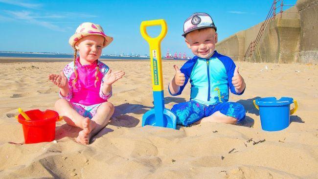 Alergia la soare la copii. Cum se manifesta si cum scapi de ea
