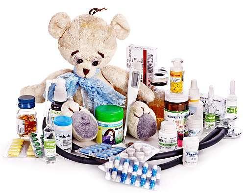 Alergiile copiilor la medicamente. Recomandari pentru mamici