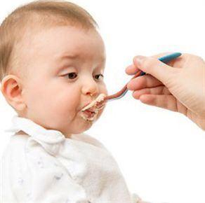 Idei pentru masa de seara a bebelusului