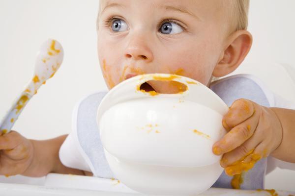 Alimentatia bebelusului, cum stii ca a mancat suficient?