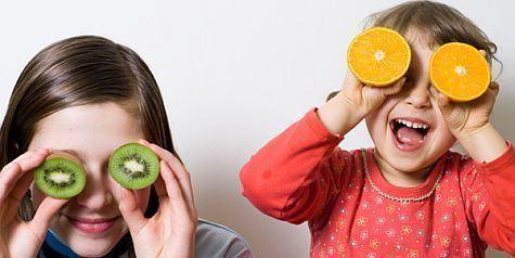 Top 7 alimente cu vitamina C pentru copii