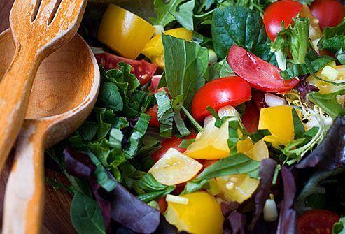 Alimentele organice: ce sa cumperi si ce nu