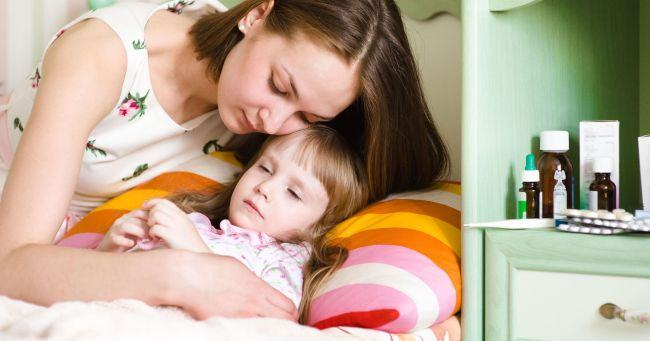 Ce sa ii dai copilului sa manance atunci cand vomita