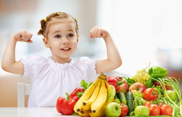 Alimente pentru dezvoltarea cognitiva a copilului