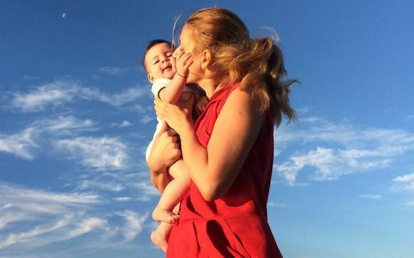 Drama Amaliei Enache: A trait cu teama ca-si va lasa fetita singura pe lume