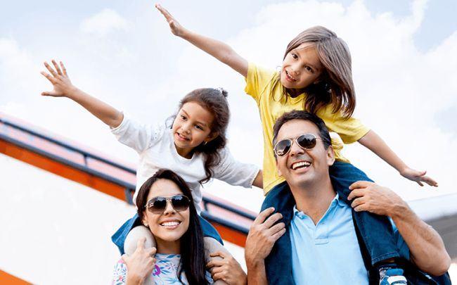Calatoreste cu copiii ca sa le creezi sentimente, nu amintiri