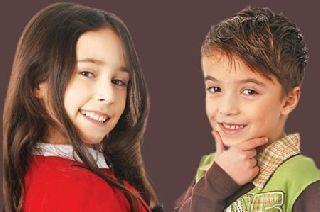 Andra si Razvan - un nou spectacol cu muzica si dans pentru copii