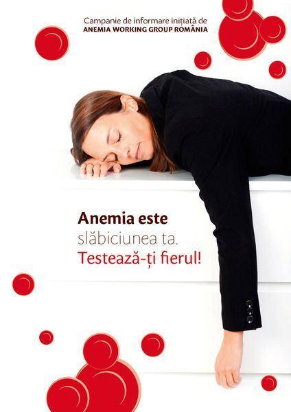 Sanatate: Anemia prin carenta de fier la femeile tinere