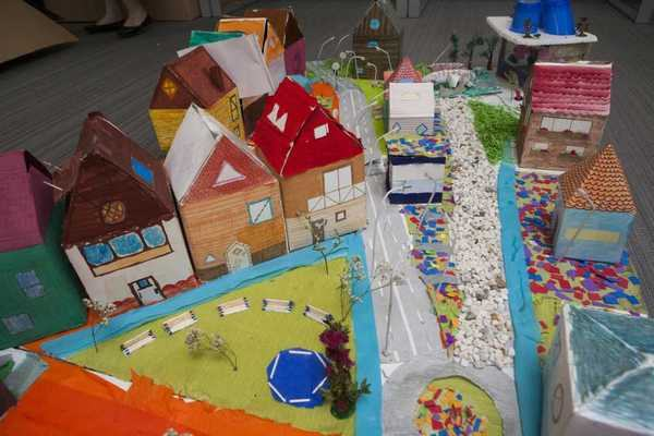 Expozitia De-a arhitectura in orasul meu 2014