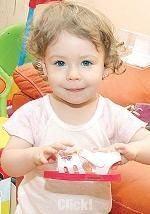 Fetita Lianei Stanciu poate fi ajutata de bioenergie