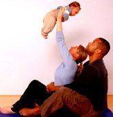 Yoga pentru copii si mamici