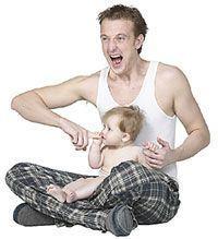 Cum stopam muscaturile bebelusului?