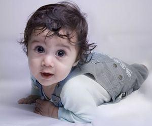 Prima sedinta foto a copilului tau