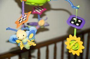 Cum asezam mobila in camera bebelusului