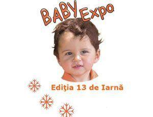 Baby Expo, Salonul de iarna al bebelusilor si tinerilor parinti