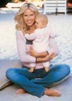 Heidi Klum, cea mai sexy mamica