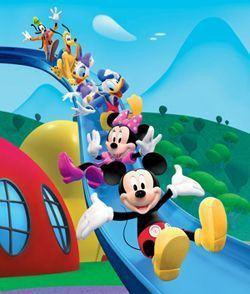 Clubul Lui Mickey Mouse Un Nou Sezon De Distractie Cu Numere Copilul Ro