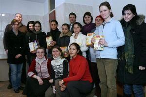 Milupa a ajutat primul grup de mame in cadrul campaniei O sansa tuturor copiilor