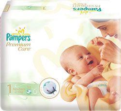 Pampers Premium Care. Atingerea, prima forma de comunicare cu bebelusul tau!
