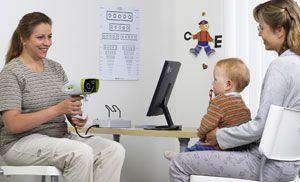 Controlul oftalmologic preventiv al copiilor