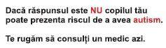 "Campania ""Impreuna invingem autismul!"" informeaza medicii de familie"