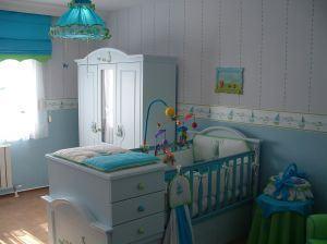 Lumina in camera bebelusului