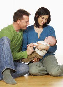 Beneficiile masajului lui bebe pentru parintii care trec prin depresie postpartum