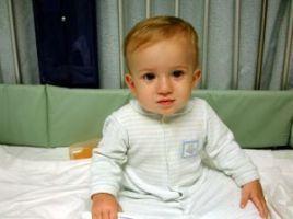 Tusea copilului mic, cauze posibile