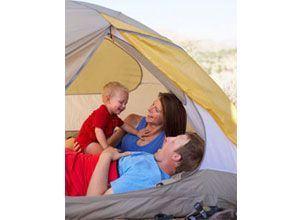 Copilul meu este pregatit pentru camping?