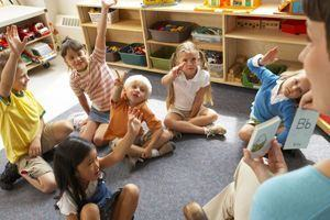 Intrarea la gradinita sau la scoala, separarea de familie
