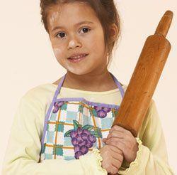 Implicarea copilului in bucatarie. Primele lectii de gatit