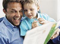 Intarirea legaturii dintre mama si copil prin citit