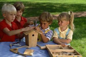 Creativitatea copilului nu cunoaste limite