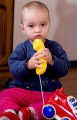 Cele mai sigure jucarii pentru copiii mici