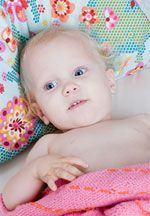Probleme de somn la bebelusi