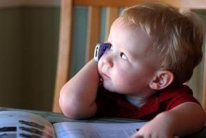 Folosirea telefonului mobil de catre copii