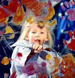 Cum dezvoltam creativitatea copilului?